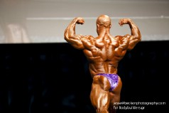Michael Kefalianos - Back Double Bicep