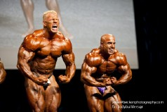 Most Muscular Dennis Wolf and Michael Kefalianos