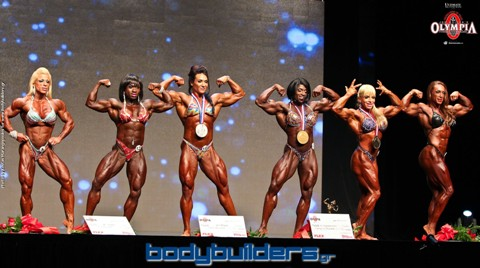 2014 IFBB Ms. Olympia Photos & Contest Coverage