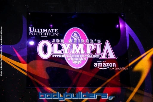 2015 IFBB Mr. Olympia Press Conference Photos
