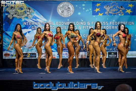 IFBB Diamond Cup Athens: Photos From Day 1 - Part 1