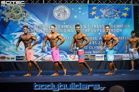 IFBB Diamond Cup Athens: Photos From Day 1 - Part 2