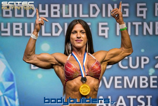 IFBB Diamond Cup Athens: Photos From Day 1 - Part 3