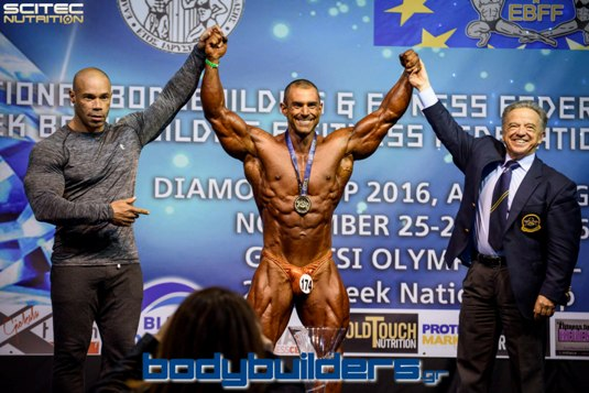 IFBB Diamond Cup Athens: Photos From Day 2 - Part 2