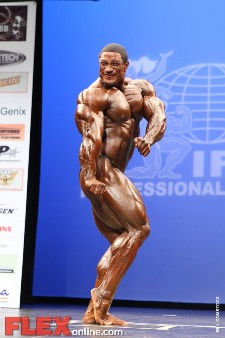 Roelly Winklaar - 2010 New York Bodybuilding Pro